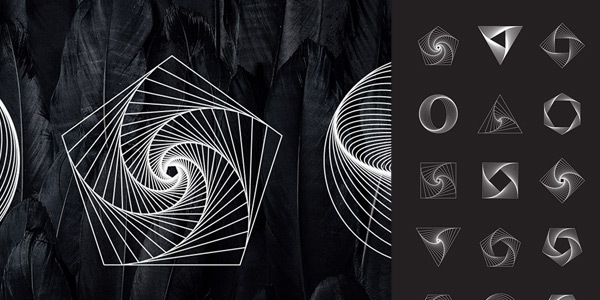 geometric-line-art-vectors