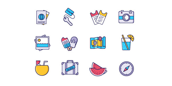 Vacation-Stuff-Icons-freebie