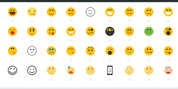 free icons smiley
