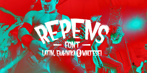 Repens-Free-Typeface