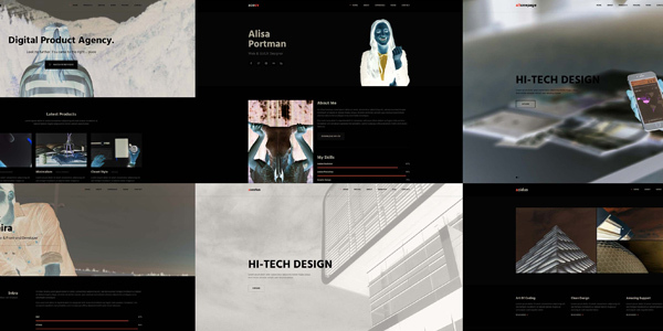 free-download-6-html-themes-by-keentheme