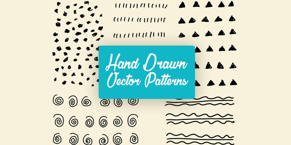 Handdrawn-Vector-Patterns