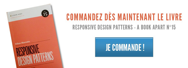 Responsive design patterns