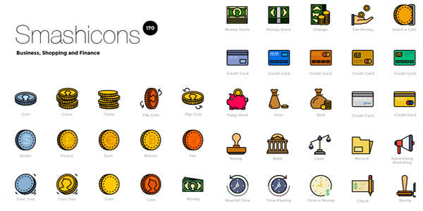 smashicons-170-retro-business-icons