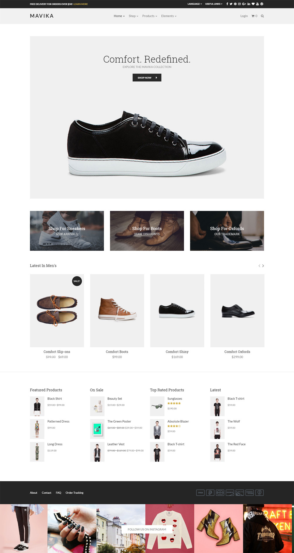 mavika-woocommerce-shop-theme
