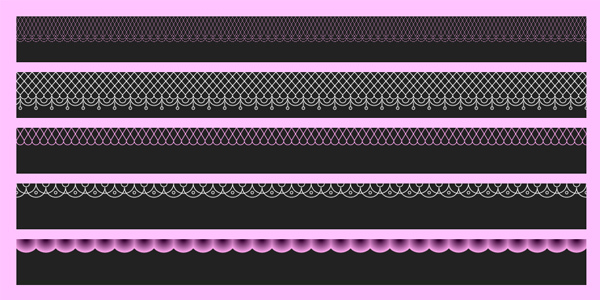 lace-patterns-in-css