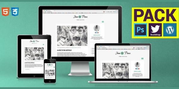 pack-creer-un-blog-responsive