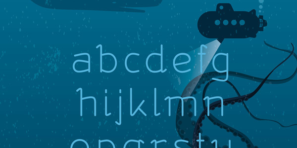 hooked-Free-Font