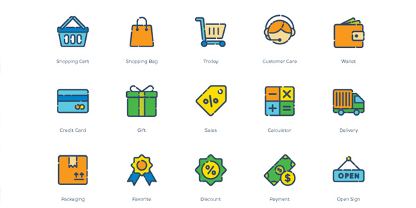 Free-Shopping-Icons