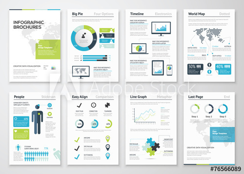 infographic-brochures-for-business-data-visualization