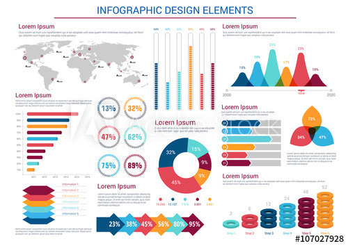 infographics-design-charts-and-elements