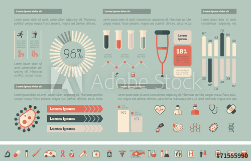 medical-infographic-template