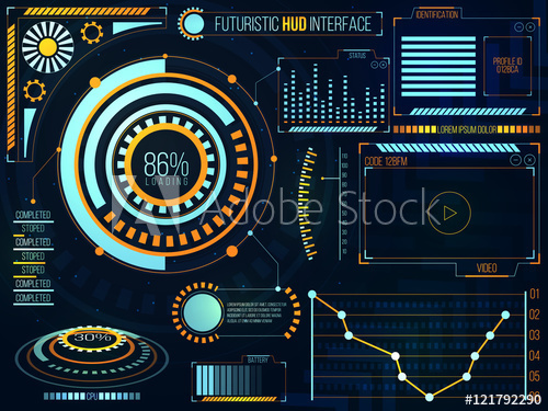 futuristic-hud-interface-or-infographic-elements
