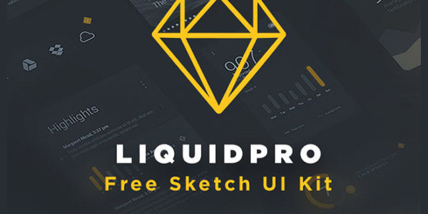 liquidpro-ui-kit-sketch