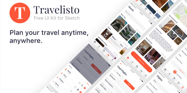 Travelisto-UI-Kit-For-Sketch