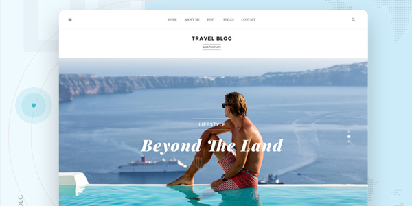 Freebies-Travel-Blog-Website-Template