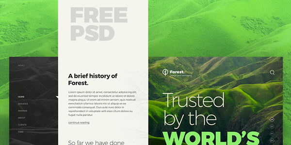 -Forest-Free-PSD