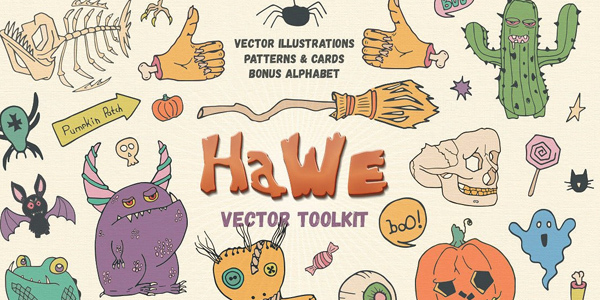 hawe-halloween-vector-toolkit