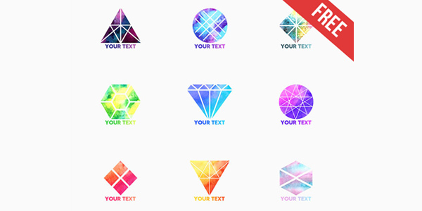 Free-Geomertic-Logo-Templates-IN-PSD