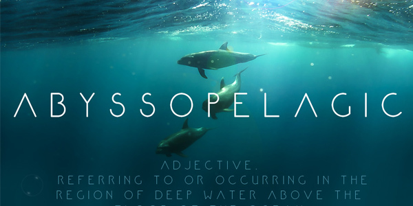 Abyssopelagic-free-Personal-Commercial-font