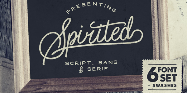 spirited-font-set