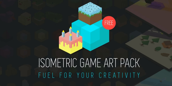 isometric art game pack