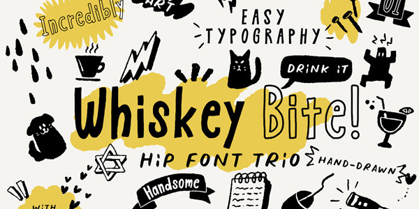 Whiskey-Bite-Free-Hip-Font