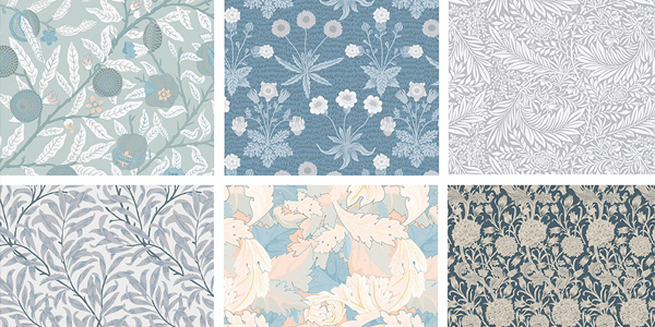 Free-Floral-patterns-inspired-by-William-Morris-s-designs