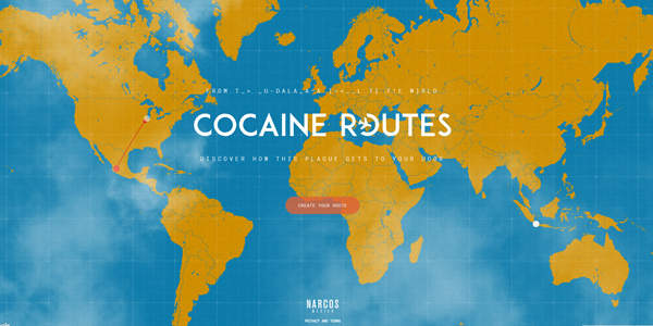cocaineroutes