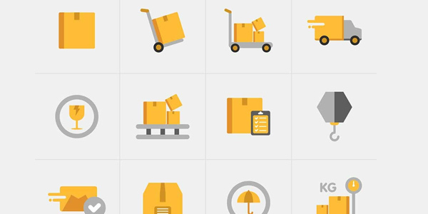 Free-Delivery-Icons