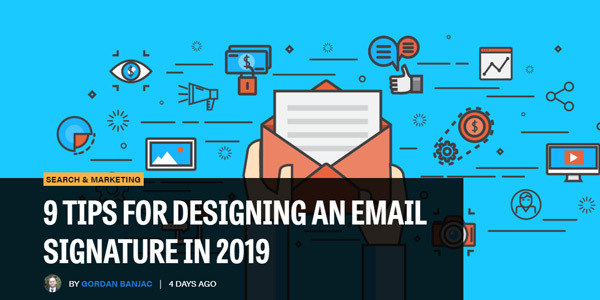 9-tips-for-designing-an-email-signature-in-2019