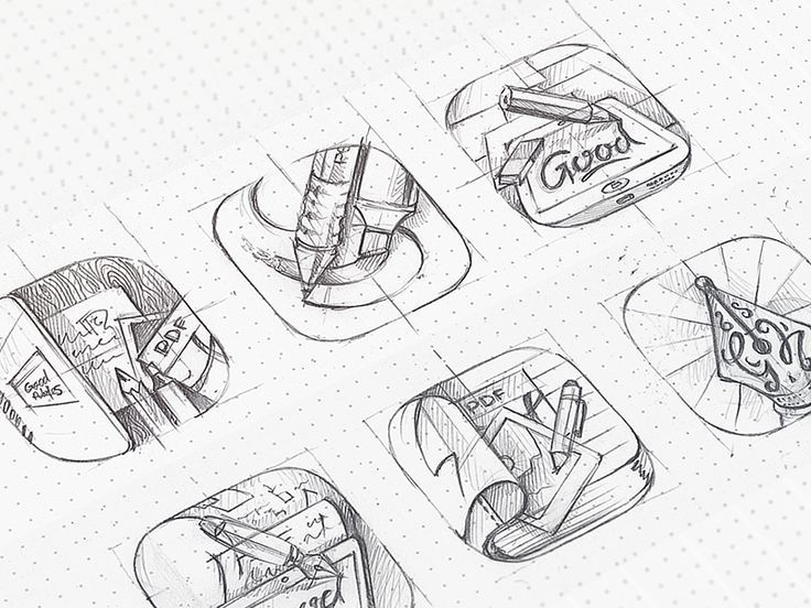 Inspiration Mobile 16 Croquis Et Wireframes Blog Du Webdesign