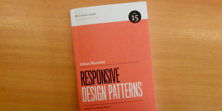 Livre : Responsive design patterns par Ethan Marcotte - A Book Apart n°15
