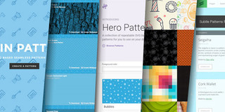 5 outils indispensables pour réaliser vos textures, patterns et backgrounds en web design