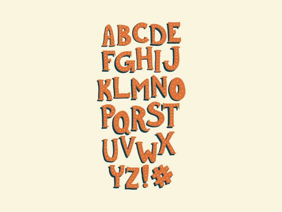 Retro Display Typeface ar Kisty Mea - 09