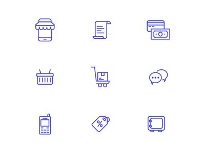 Cash Flow - Free Icon Set 02 par Hai Tran - 14