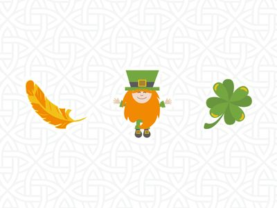 St Patrick's Day Graphics par jstenc