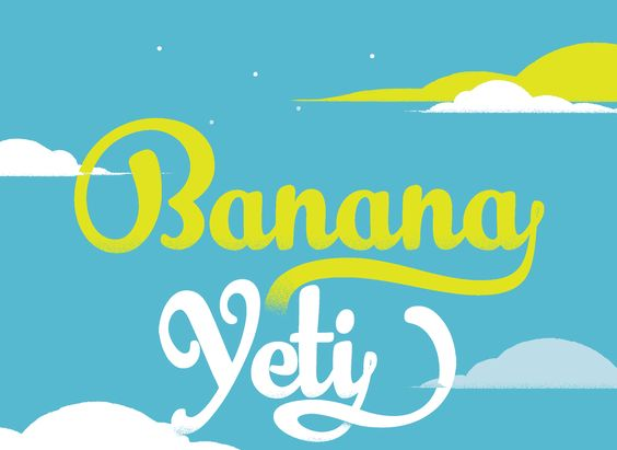 Banana Yeti - with a FREE WEIGHT 02