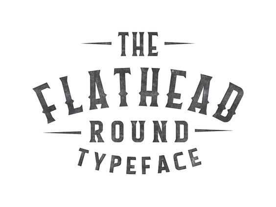 Flathead Round / FREE TYPEFACE by Mcraft - 29