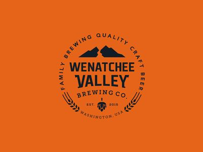 Wenatchee Valley Beer Action par Type08