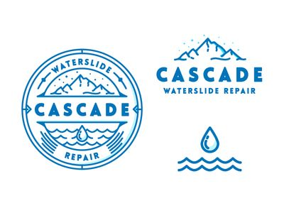 Cascade Badge - More Branding par Andrew Berkemeyer