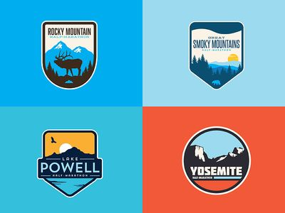 Natl. Park patch par Josh Warren