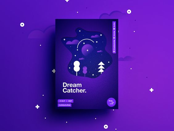 Made You Look 227 Dreamcatcher. par Studio–JQ