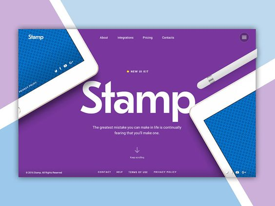 Stamp Card par Visual Hierarchy