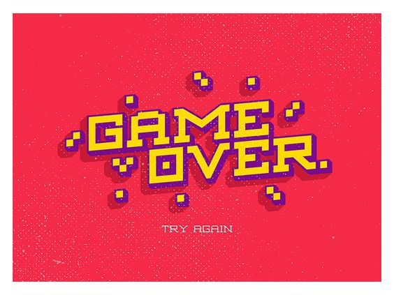 GAME OVER by Aung Ko - 28/11