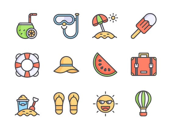 Summer Icon Setpar Ho Ngoc Tan