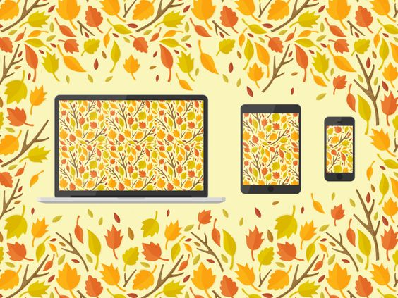 Free Autumn Wallpaper par Carla Corrales