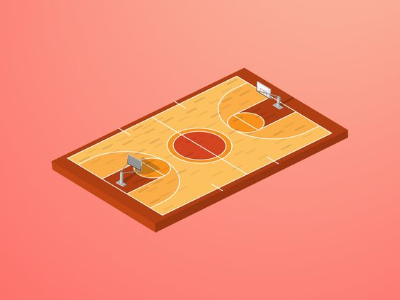 Basketball Court par techPotato
