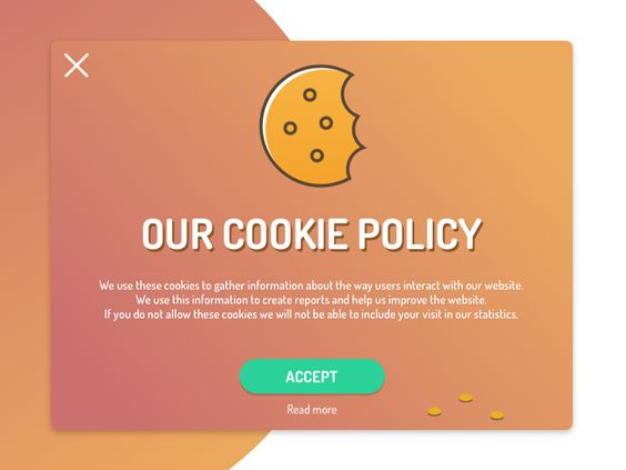 Cookie Policy Pop-Up par Elvinas Ly