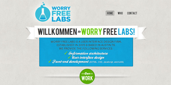 Free labs webdesign